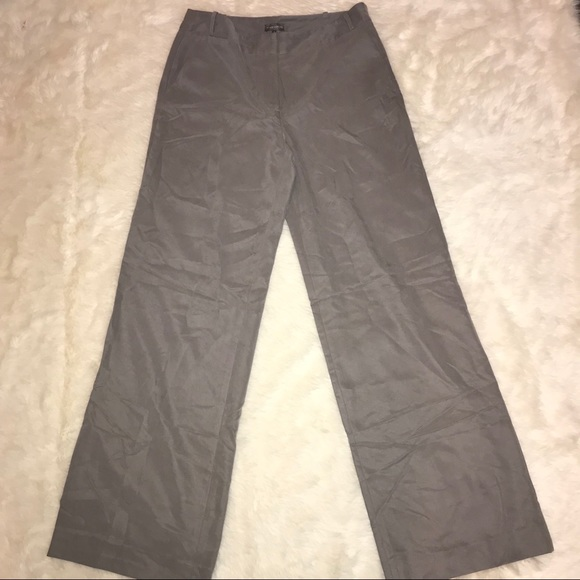 Vince Camuto Pants - ✨ Vince Camuto Wide Leg Gray Trousers Silky Feel